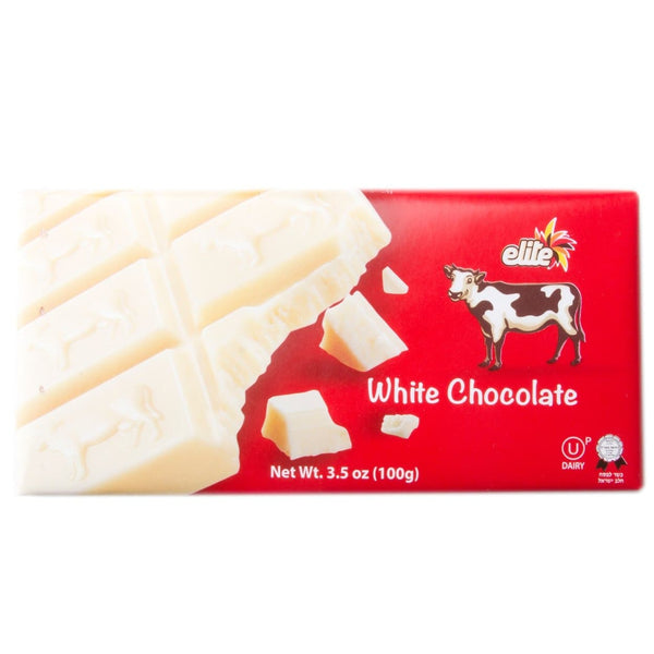 Elite White Chocolate (100 g)