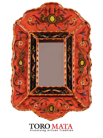 AA056CRJBK - Scroll Mirror
