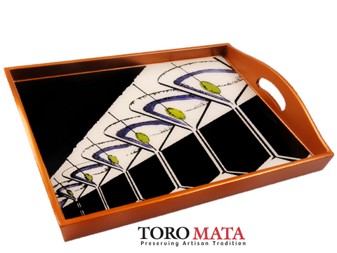 APP46MT - Martini Serving Tray