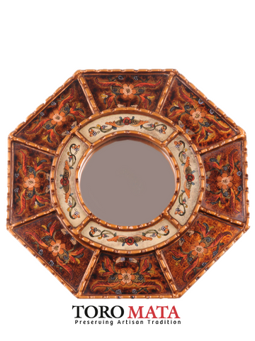 AA056ADOBG - Octagon Mirror
