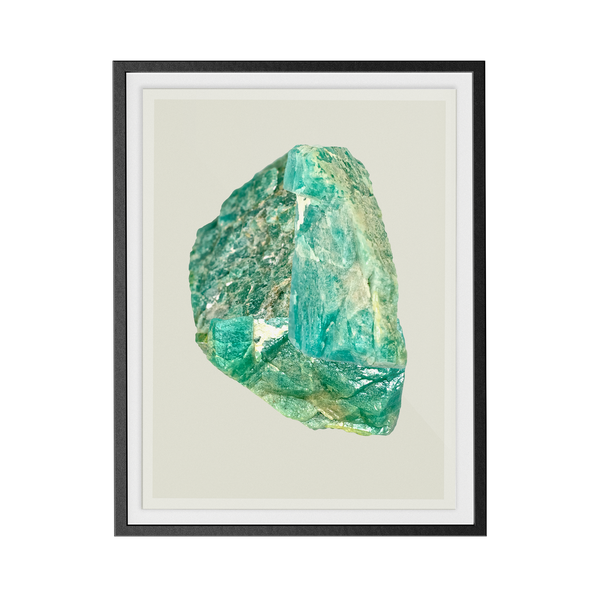Aventurine Mix (No.1) print