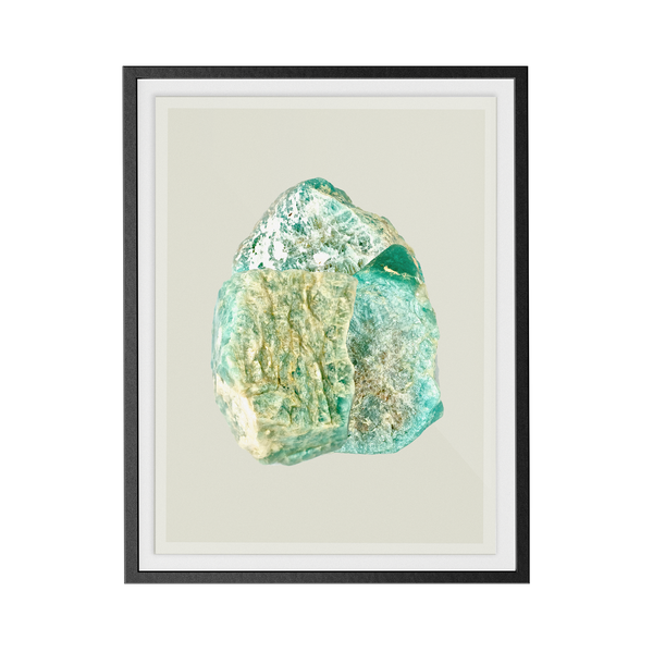 Aventurine Mix (No.2) print