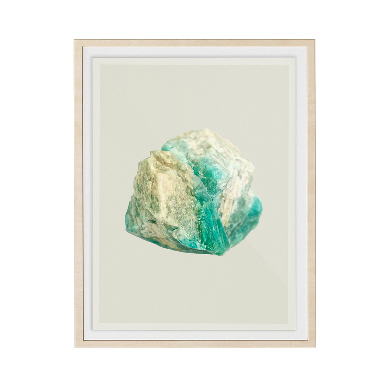 Aventurine Mix (No.3) print