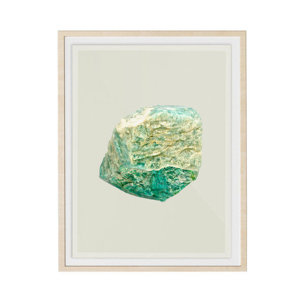 Aventurine Mix (No.4) print