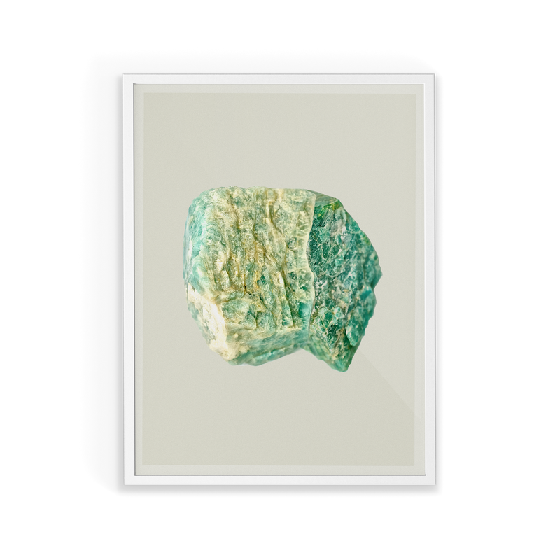 Aventurine Mix (No.5) print