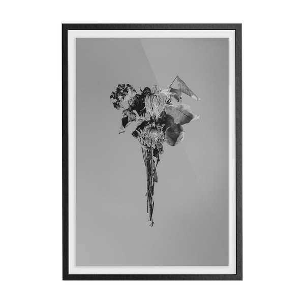 Begin Again (Monotriptych 3) photographic print