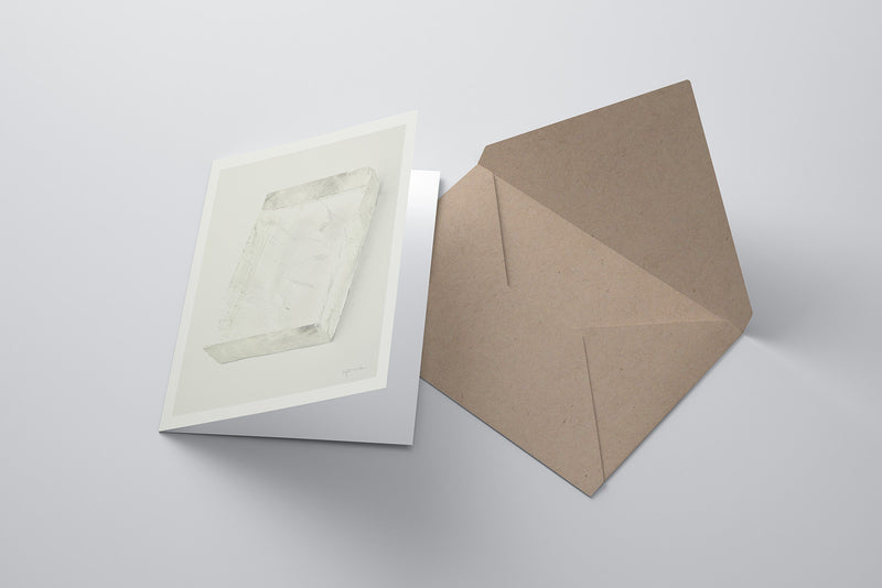 Boxed Set of 6 Calcite Notecards