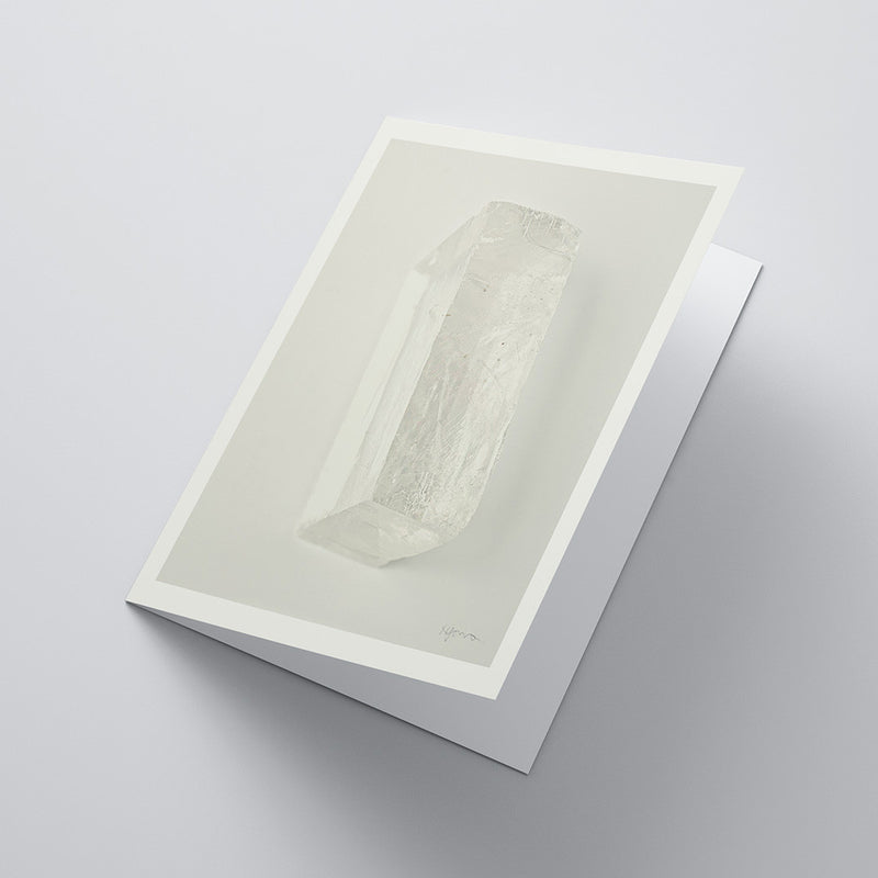 Calcite Notecard (No.2)