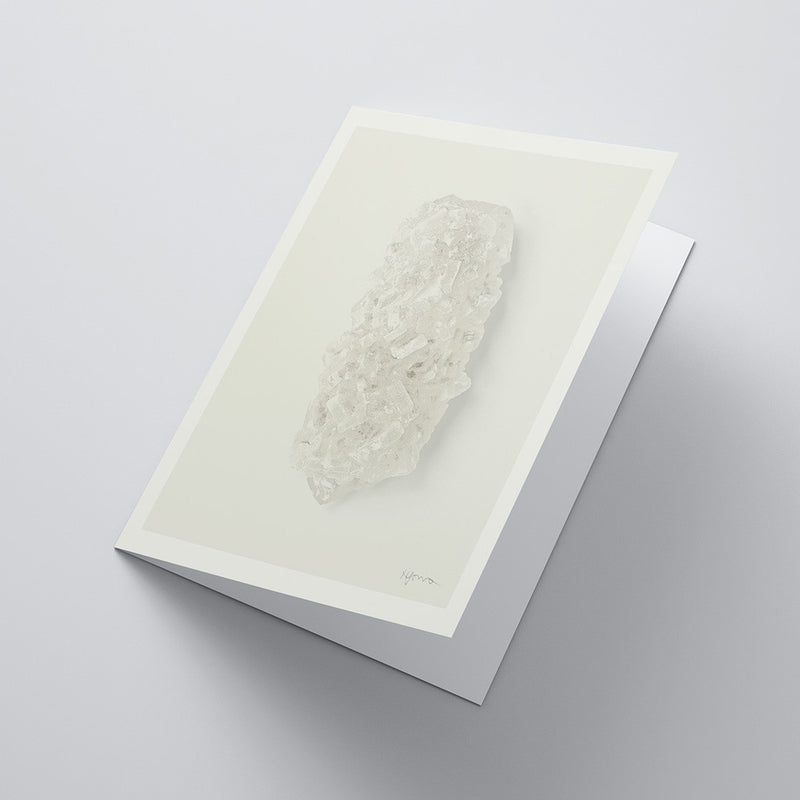 Calcite Notecard (No.5)