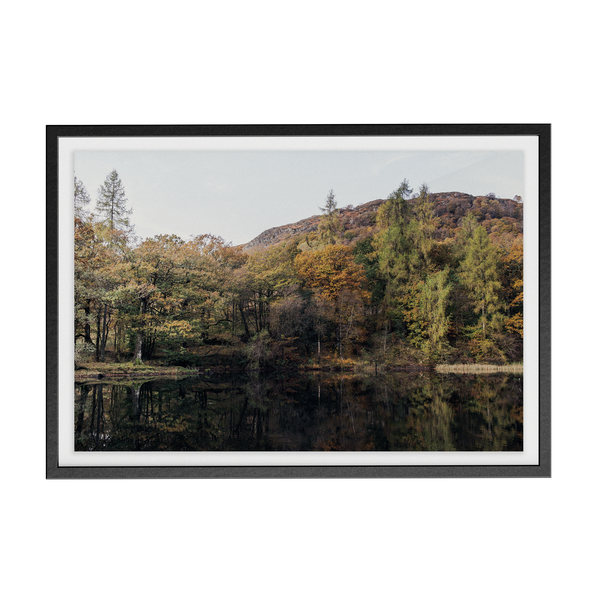 Coniston: Encore Lake photographic print