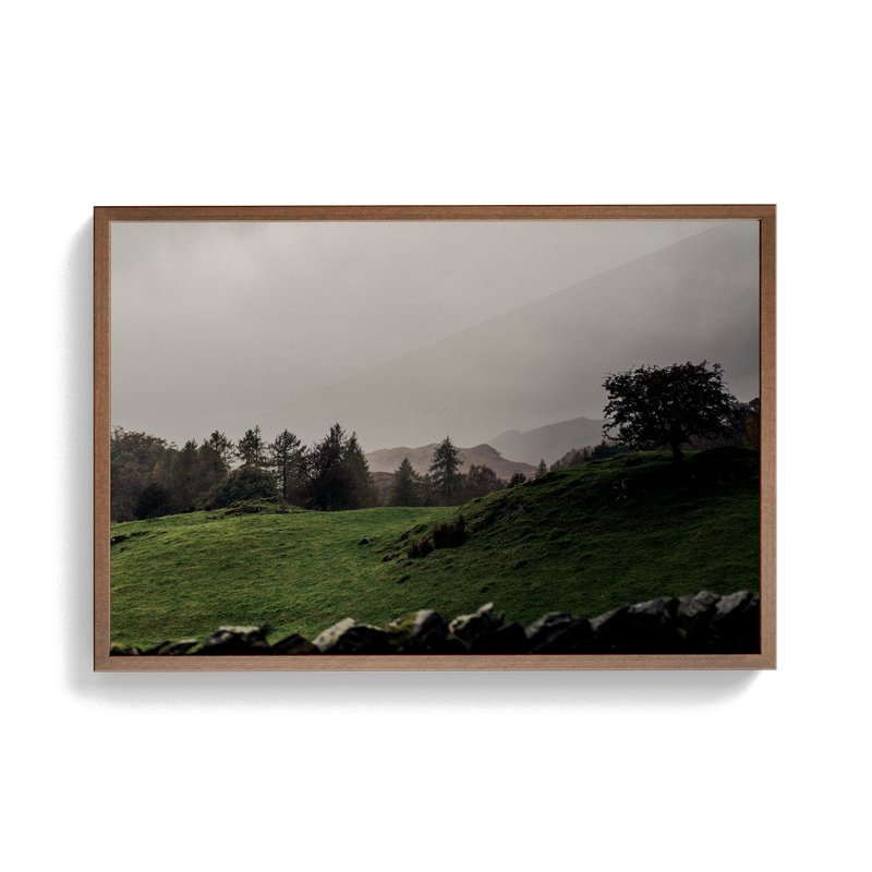 Coniston: May Park photographic print