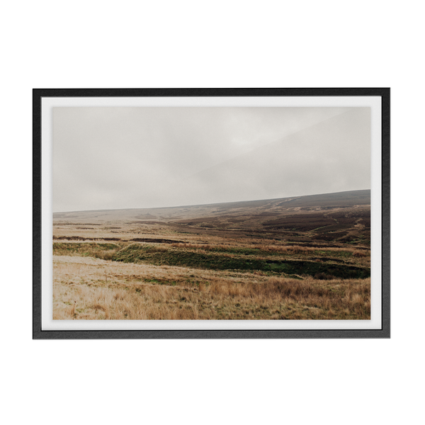 Coniston: Moor photographic print