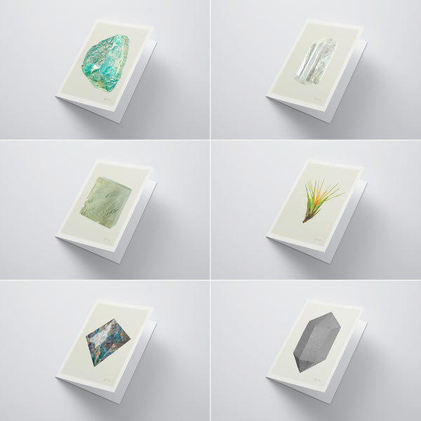 Boxed Set of 6 Future Desert Notecards