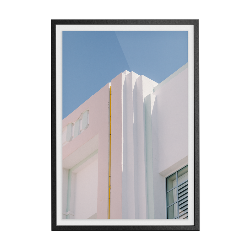 Grove House, Miami (No. 6) photographic print