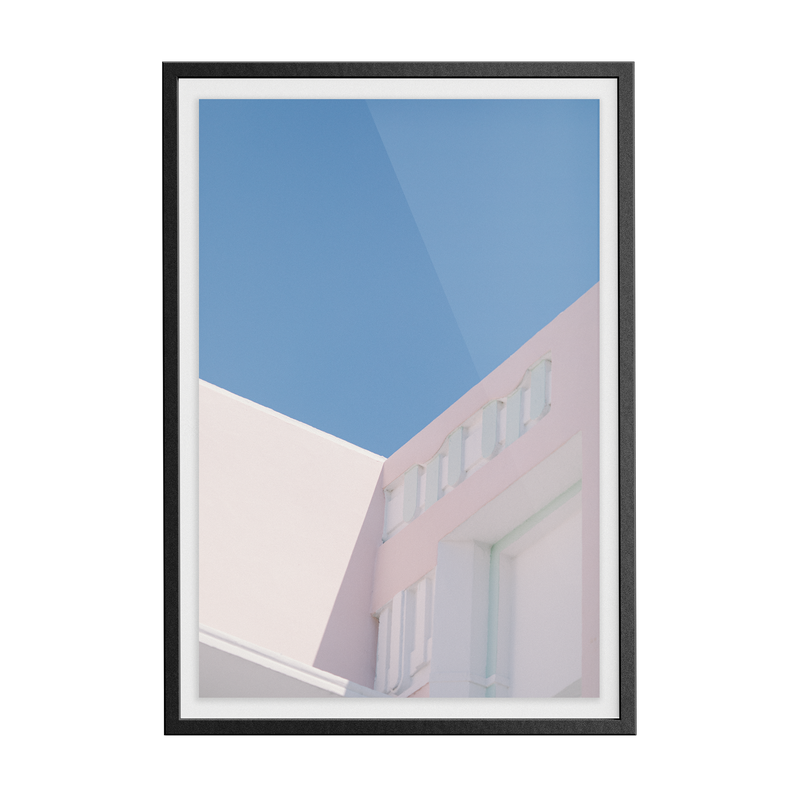 Grove House, Miami (No. 7) photographic print