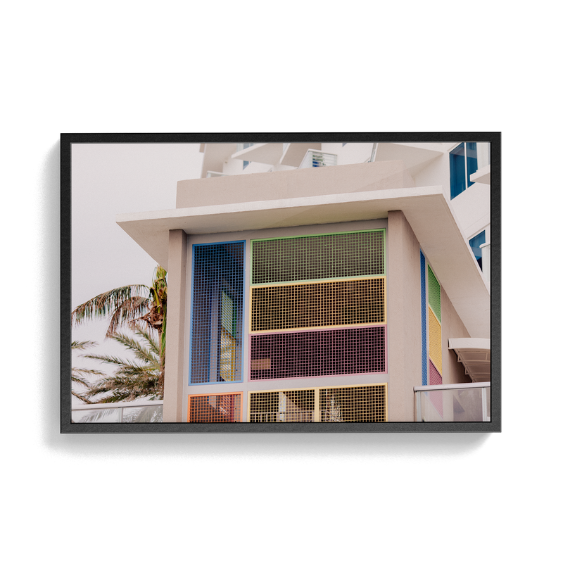 Grove House, Miami (No. 12) photographic print