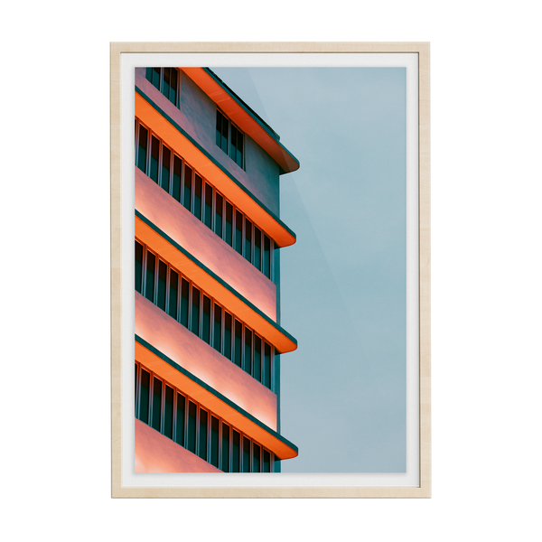 Grove House, Miami (No. 25) photographic print
