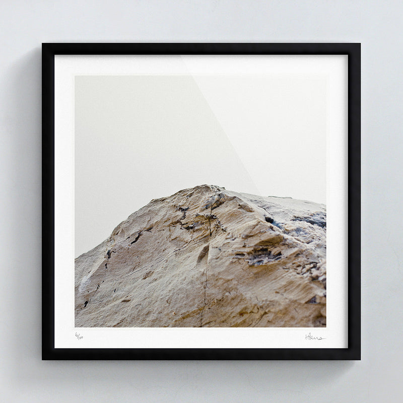 Little Cliffs (No.1) print