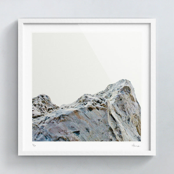 Little Cliffs (No.2) print