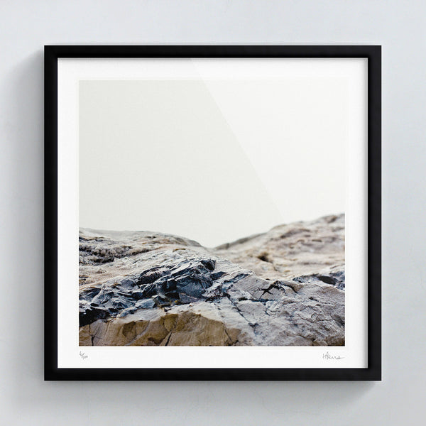 Little Cliffs (No.3) print