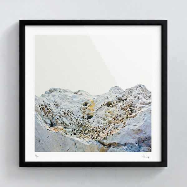 Little Cliffs (No.4) print