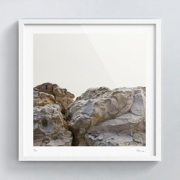 Little Cliffs (No.5) print
