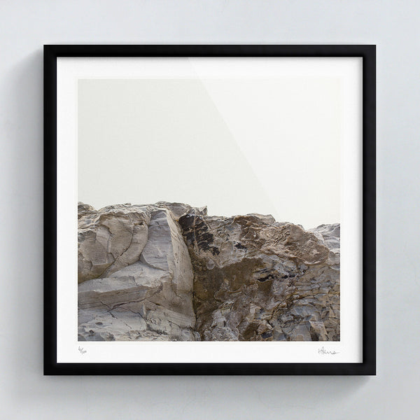 Little Cliffs (No.6) print