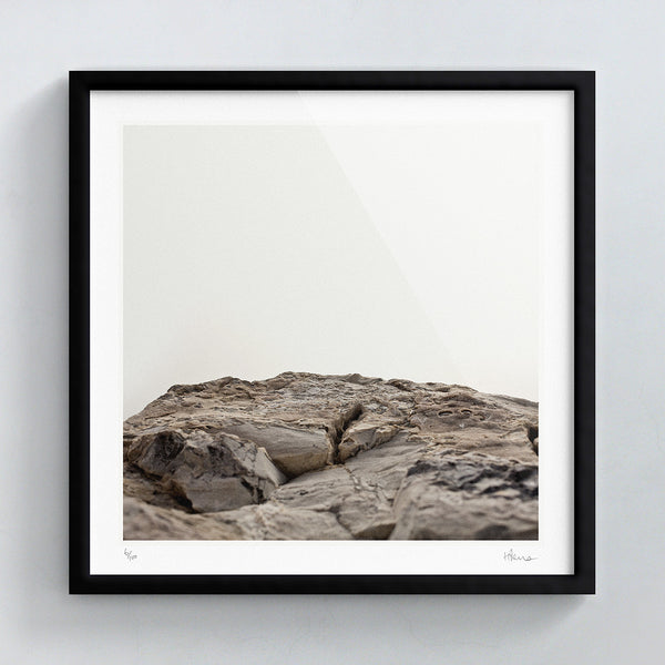 Little Cliffs (No.7) print