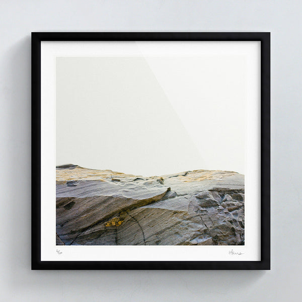 Little Cliffs (No.8) print
