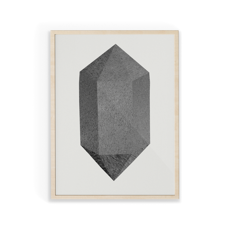Made Rock (No.1) print