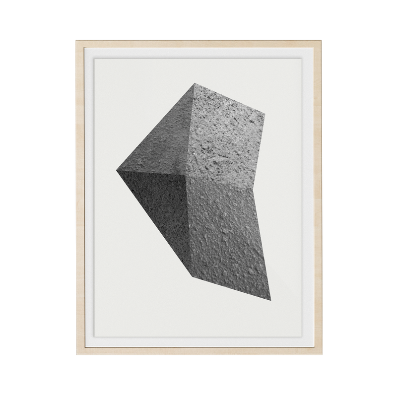 Made Rock (No.2) print