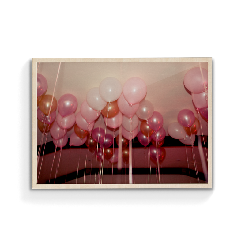 Eighteen Balloons print (for Planned Parenthood)