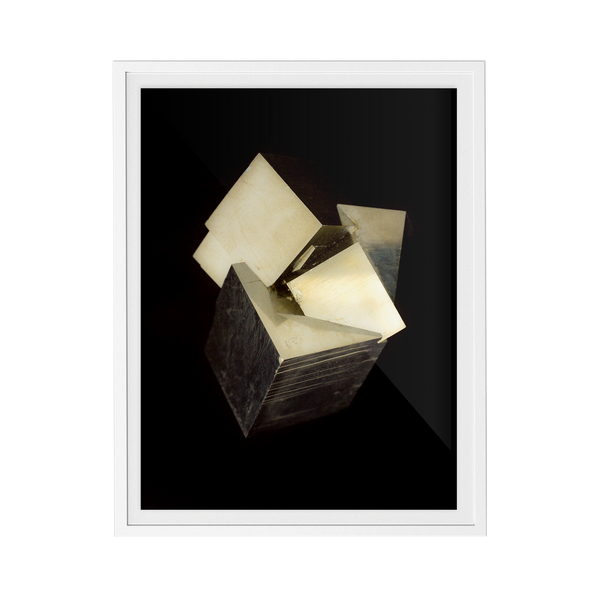 Pyrite Dark (No.1) print