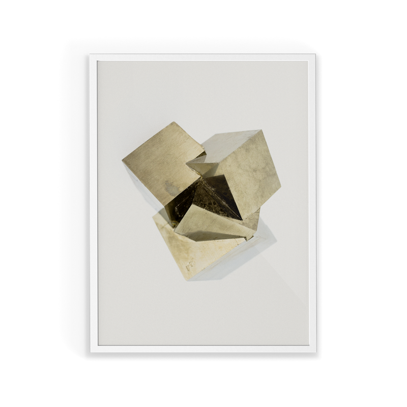 Pyrite Light (No.1) print