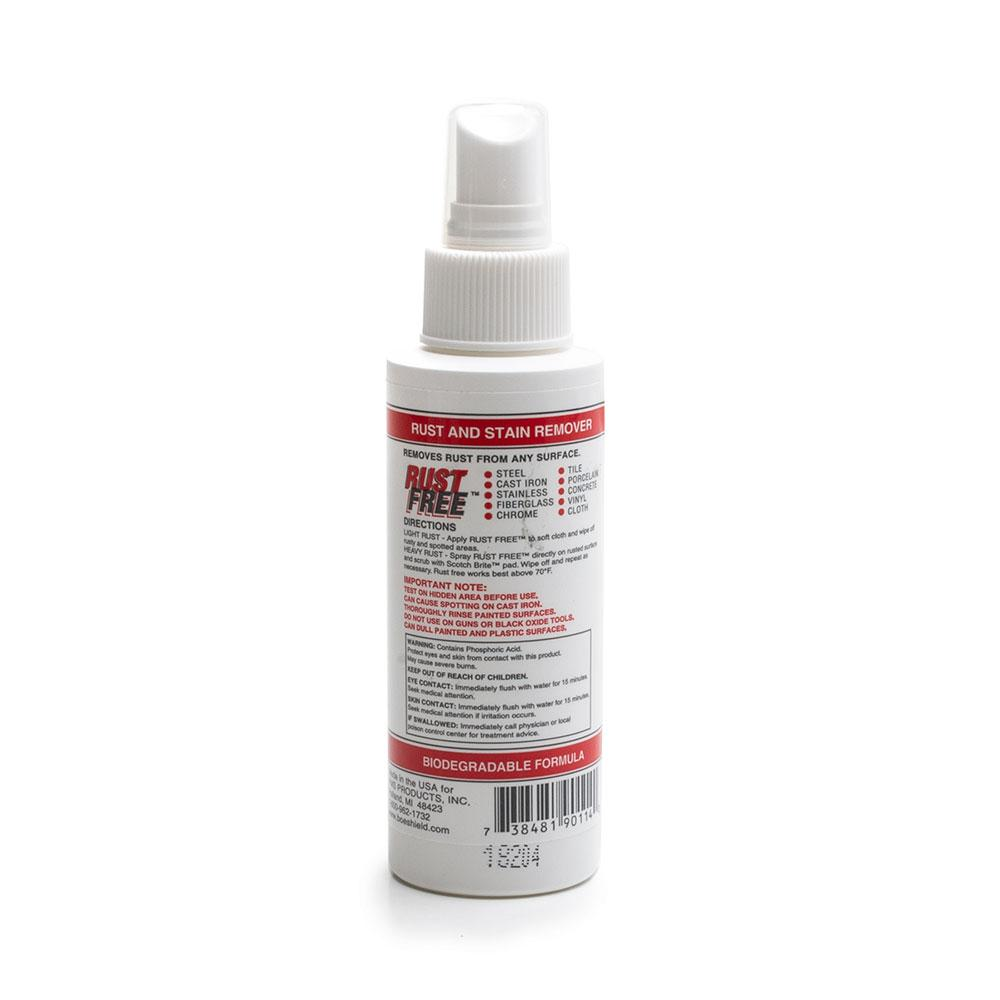 Boeshield Rust Free™ Rust & Corrosion Cleaner