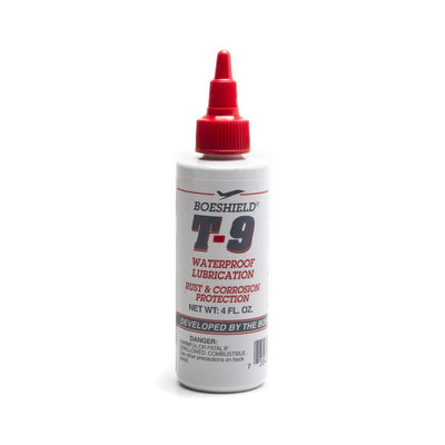 Boeshield T-9® Rust & Corrosion Protection: Waterproof Lubricant