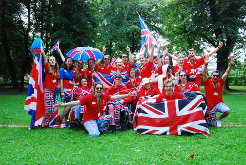 Union Jack Pj-s Team GB