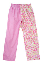Pink Rose/Pink Check Pyjama Bottoms