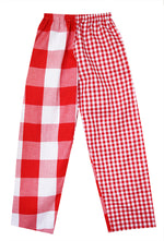 Pj-s Red Check Pyjamas Bottoms