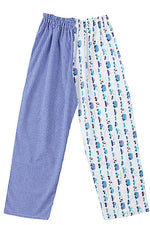 Blue Cars Pyjama Bottoms