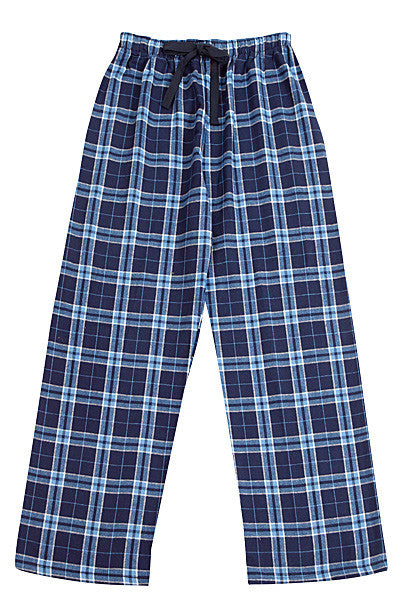 Pj-s Brushed Navy Pyjama Bottoms