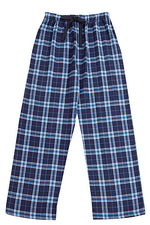 Brushed Navy Pyjama Bottoms
