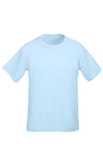 Children's Pale Blue T-Shirts