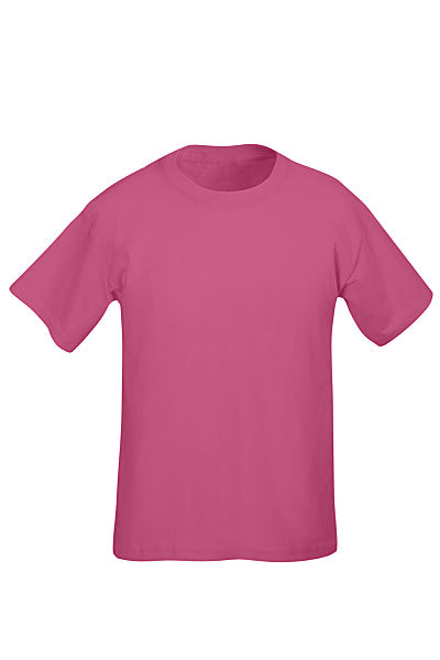 Motif Fuchsia Children's T-shirt