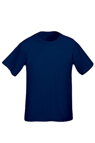 Navy Adult T-shirt