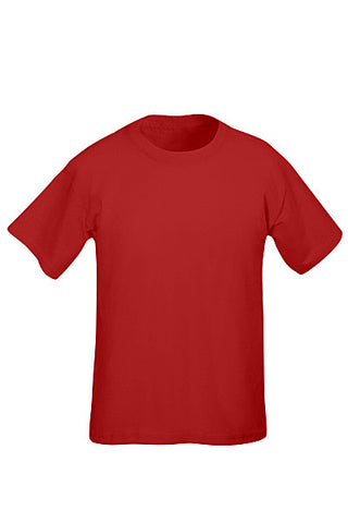 Red Adult T-shirt