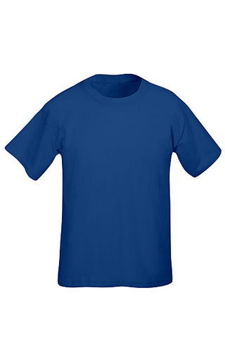 Royal Blue Adult T-shirt