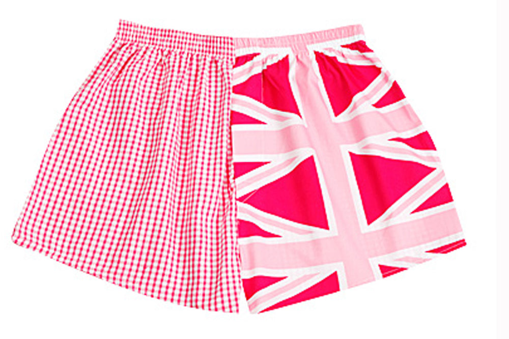 Boxers Pink Union Jack