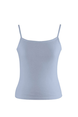 Pale Blue Ladies Cami Top