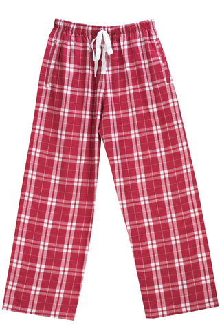 Brushed Red Pyjama Bottoms